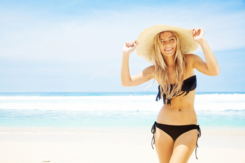 Laser hair therapy in springtime will get you bikini-ready for summer.